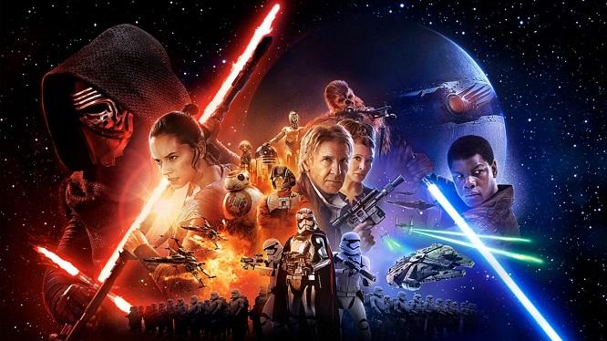 2015.11.04 Star Wars O Despertar da Força da Publicidade