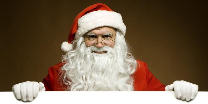 2016.12.25 Não acredito mais no Papai Noel